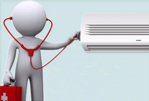 Диагностика и ремонт кондиционеров