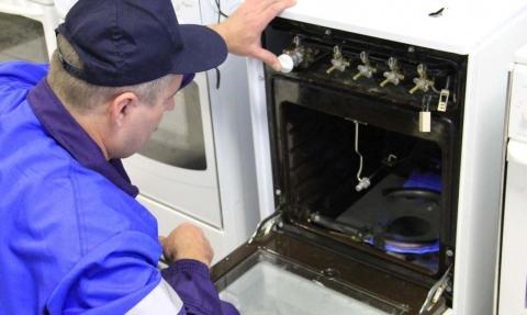 ремонт электрических духовок