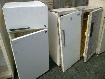 Ремонт старых холодильников