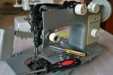Ремонт ручных швейных машин